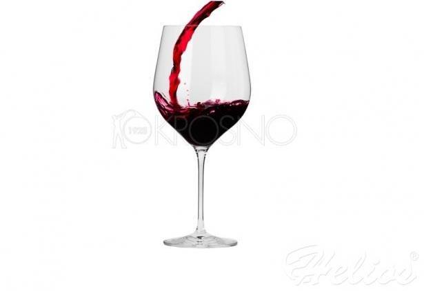 lekkie czerwone wino - kieliszek