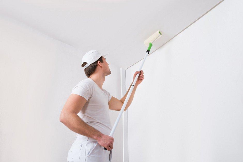 Malowanie sufitu