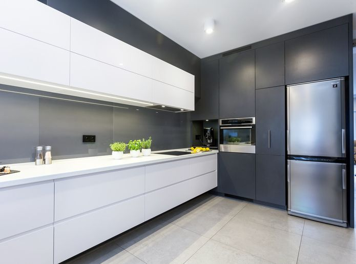 Wygodna klasyka, czyli matowe fronty do kuchni