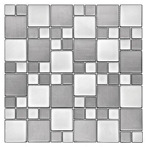 metalowa mozaika Dunin Dinox Dual mix