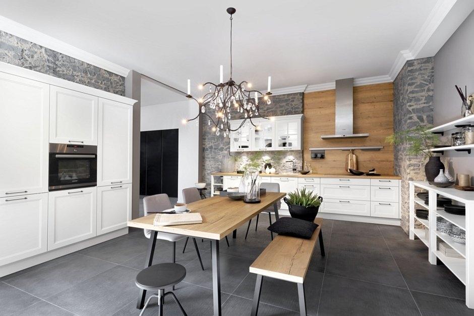 10 stylowych propozycji na meble kuchenne - klasyczne z nowoczesnym