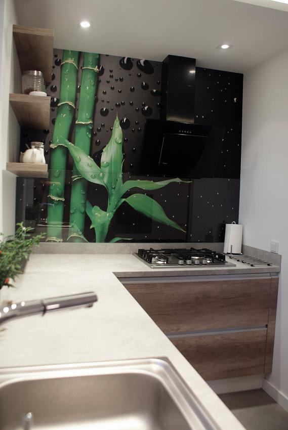 Motyw bambusa w kuchni