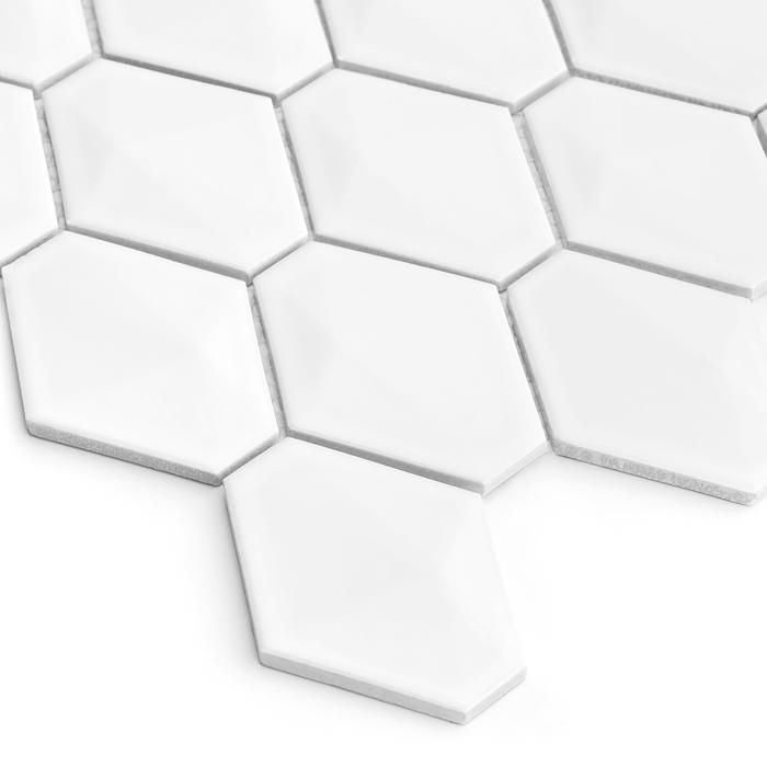 Dunin MINI HEXAGON WHITE