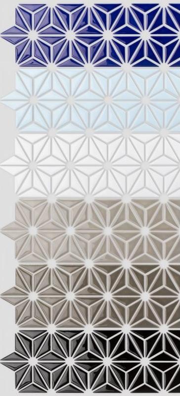 Kształty mozaiki - przegląd ciekawych wzorów, kolorów i połączeń