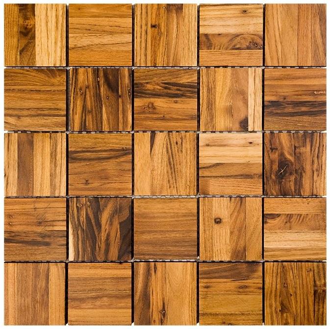 Mozaika drewniana Amberwood 64 z kolekcji DUNIN ETN!K