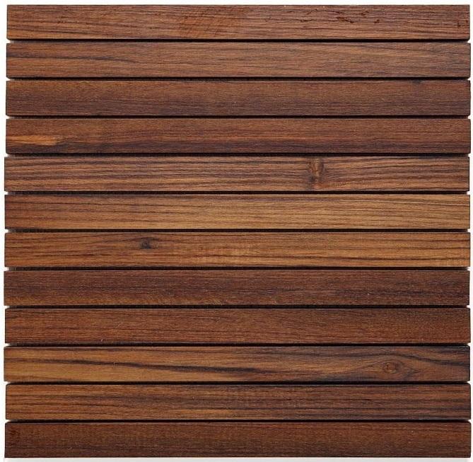 Mozaika drewniana Merbau LI z kolekcji DUNIN ETN!K