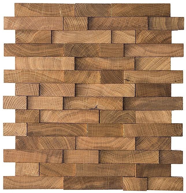 Mozaika drewniana OAK TECTA TRS z kolekcji DUNIN ETN!K