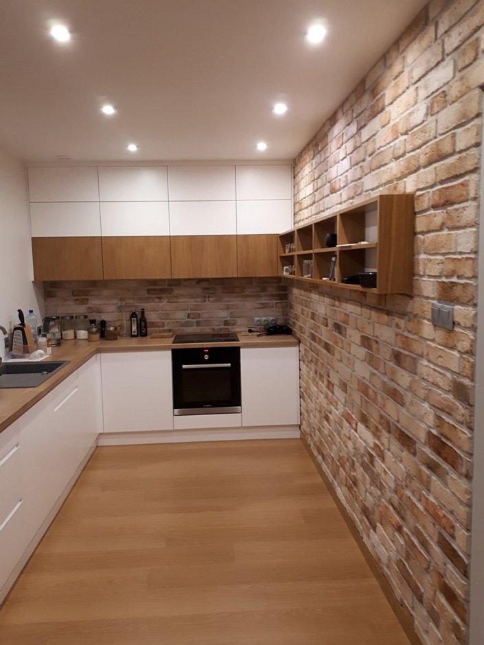 Nowoczesna kuchnia - co na ściany