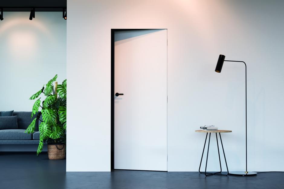 Drzwi przeszklone czy pełne?