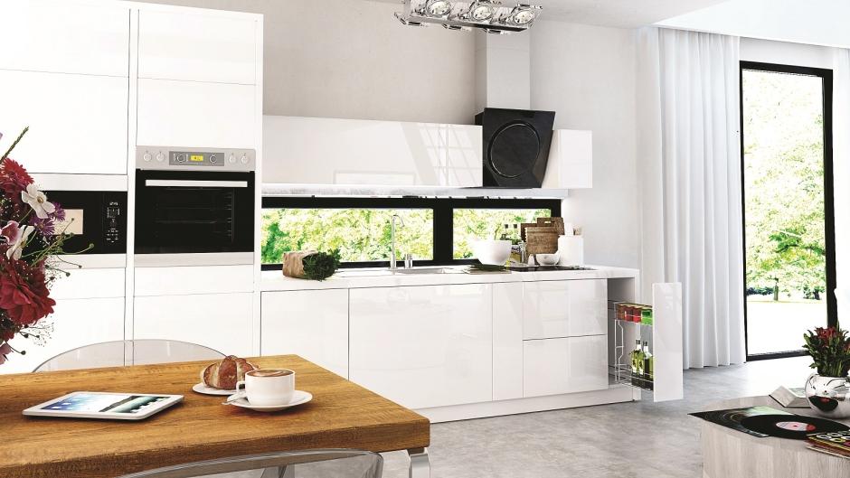 Odległości w kuchni
