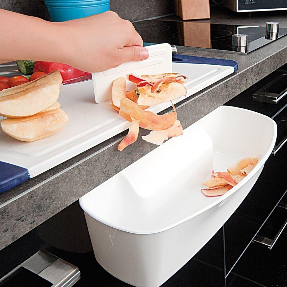 Odpady w kuchni - ciekawe sposoby na segregację śmieci