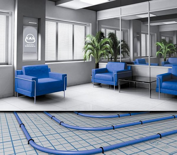 System KAN-therm ogrzewanie podłogowe