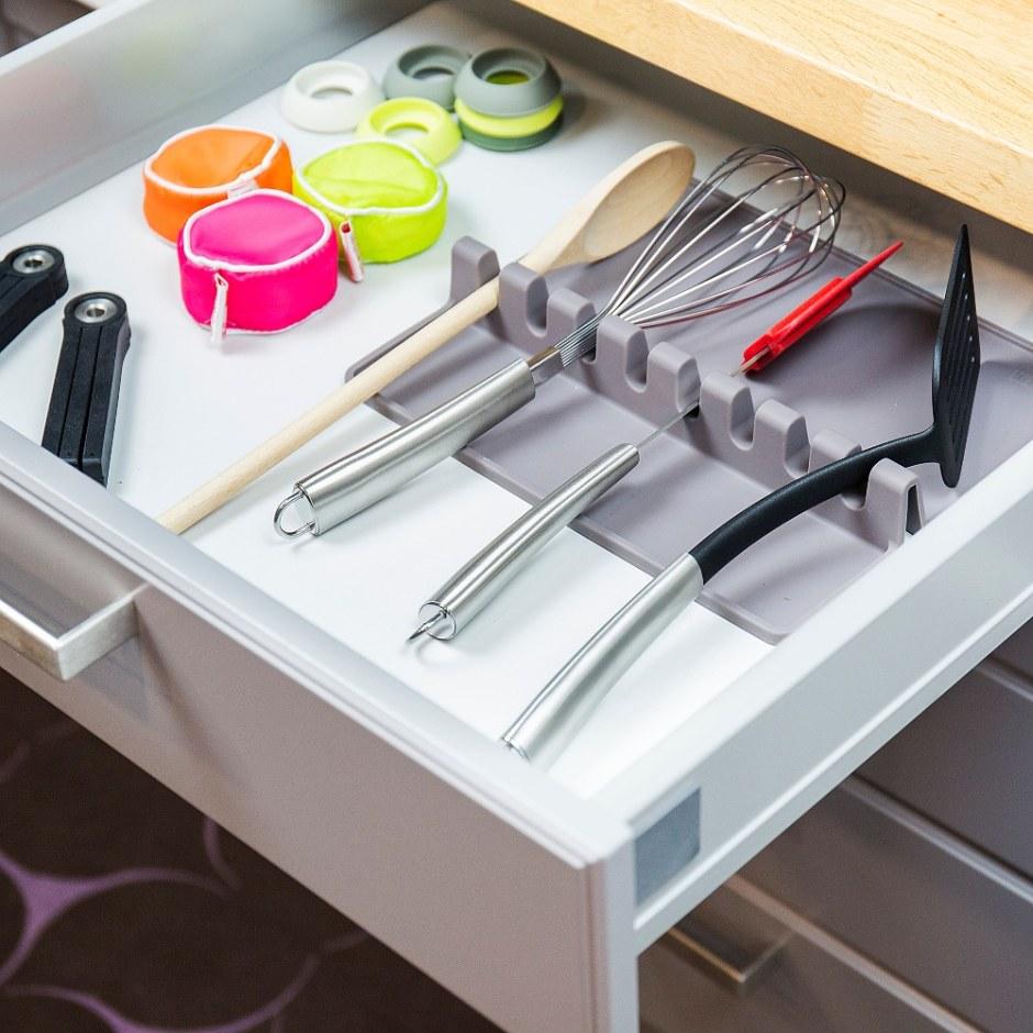 6d01920f06f4e8 Wkłady na sztućce SKY Przechowywanie w kuchni - ciekawe rozwiązania