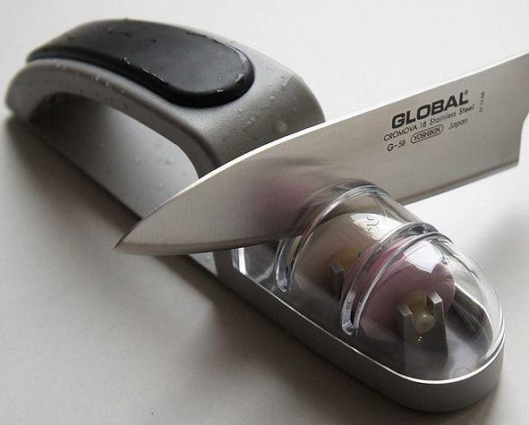 jak unikać tępienia się noży oraz jak je naostrzyć