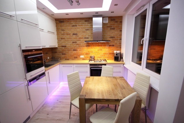 Oświetlenie Led W Kuchni Oświetlenie W Kuchni Kuchennycompl
