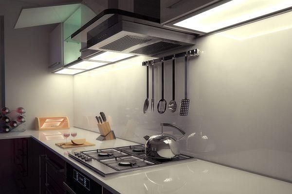 Oświetlenie Mebli Kuchennych Oświetlenie W Kuchni