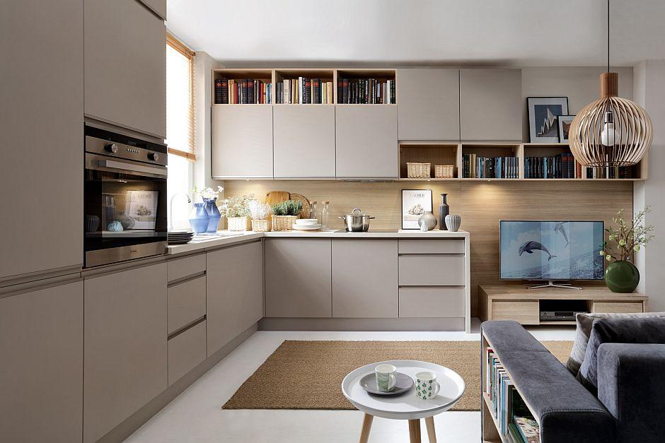 otwarte p243�ki w zabudowie kuchennej nowy trend meble