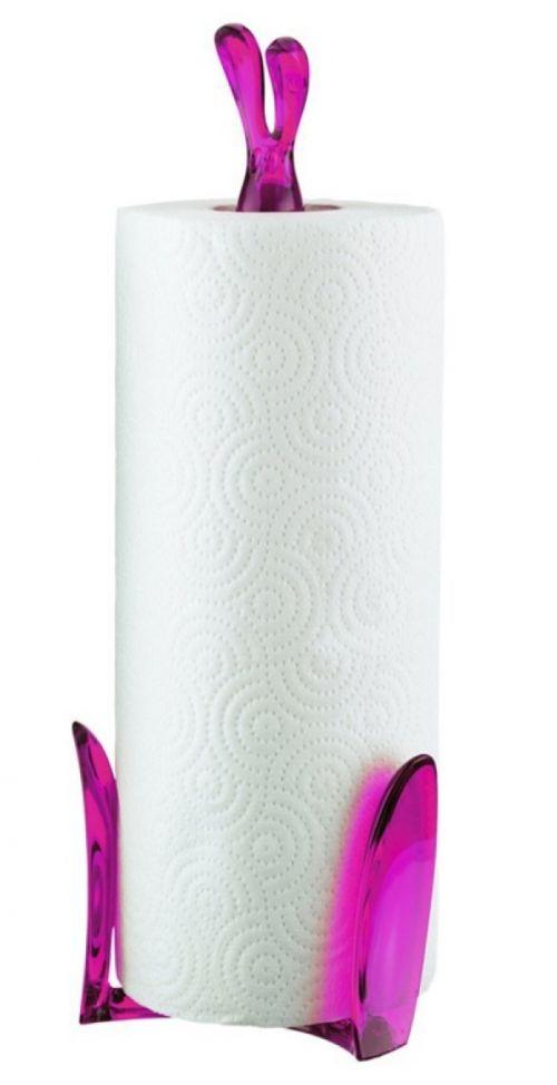 Oryginalny stojak na papierowy ręcznik kuchenny
