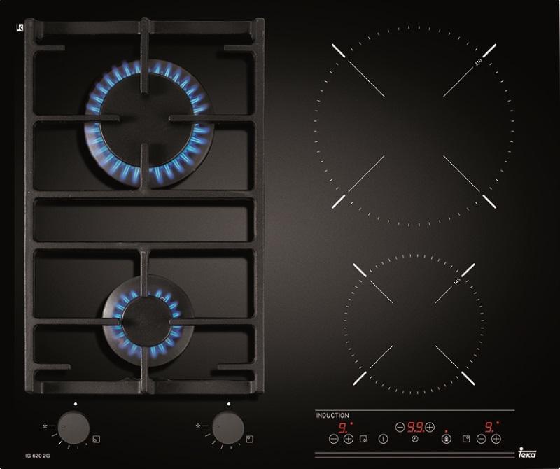 Teka Twin Innowacyjna Płyta Indukcyjno Gazowa Sprzęt Agd