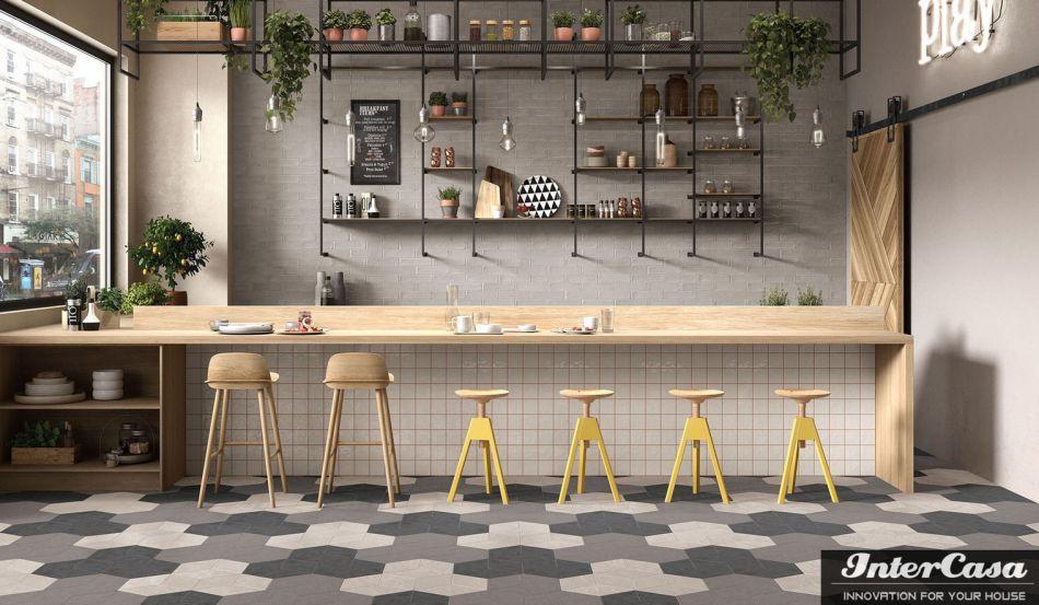 Płytki do kuchni - zobacz trendy i kolekcje 2018