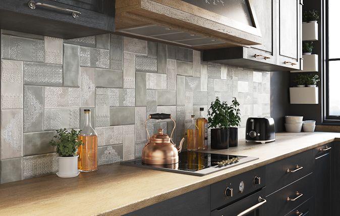 Płytki Ceramiczne W Kuchni Trendy I Nowości W 2017 Roku ściany I
