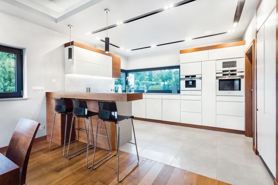 Kuchnia Połączona Z Salonem Jaką Podłogę Wybrać ściany I