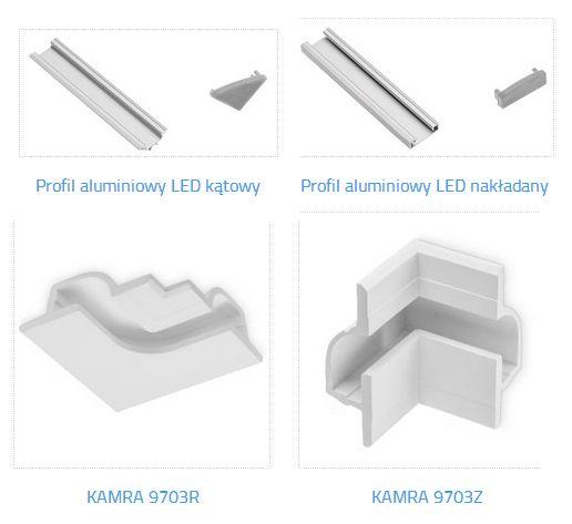 LED - profile do taśm
