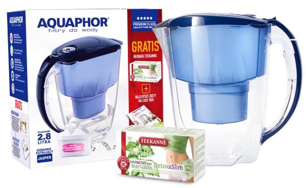 Aquaphor - dzbanek filtrujący Jasper