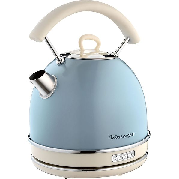 Błękit w kuchni - pastelowe AGD