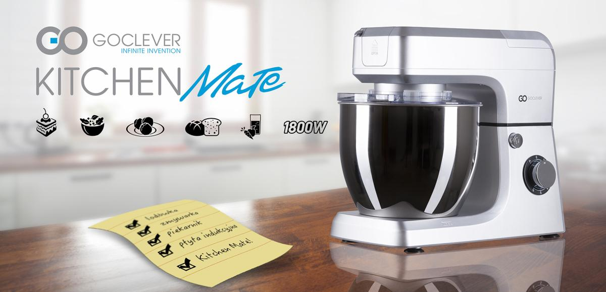 robot planetarny Goclever Kitchen Mate