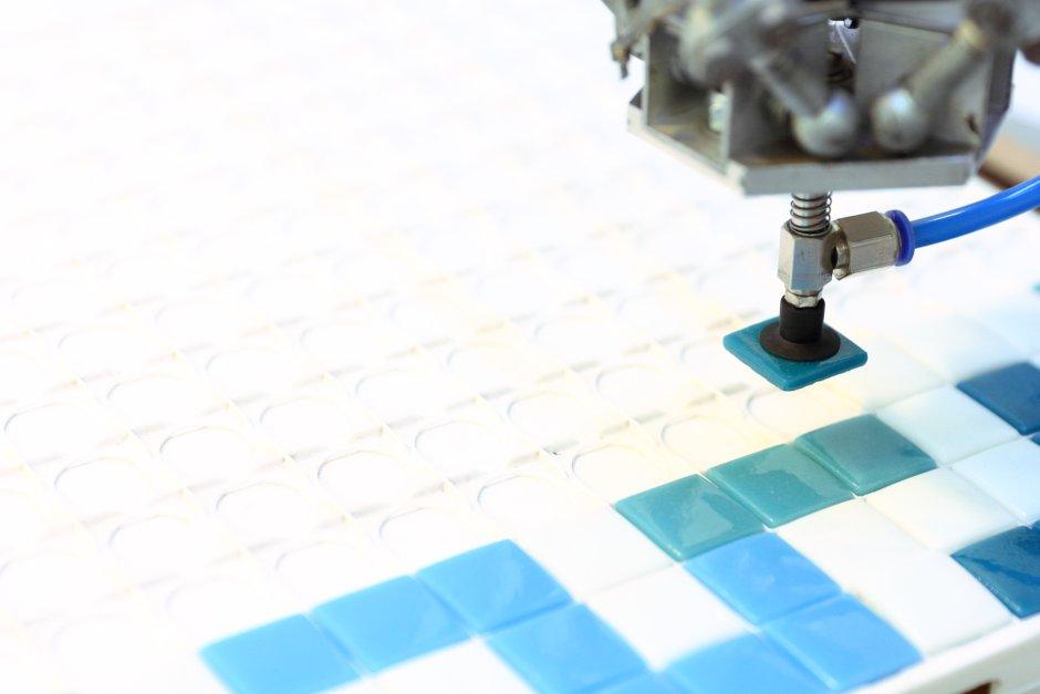 Mozaika robot