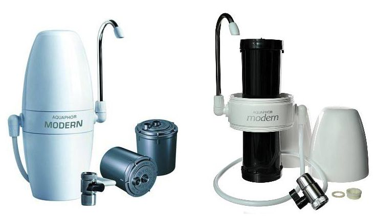 Filtry do wody pitnej - na kran