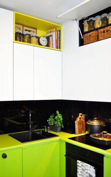 Schowki w kuchni