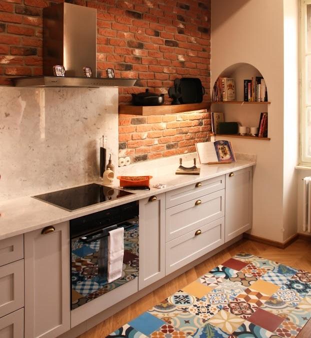Dodatki patchwork w kuchni