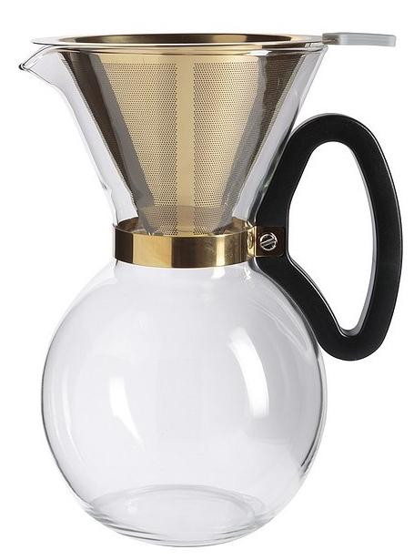 Serwowanie kawy