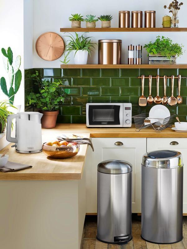 Kuchnia w stylu ekologicznym