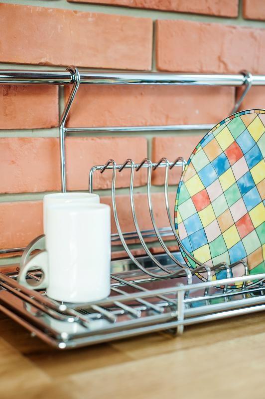 Wisząca suszarka na naczynia
