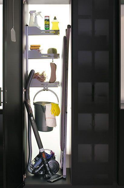 Strefa Gospodarcza W Kuchni Jak Przechowywac Detergenty Projekty