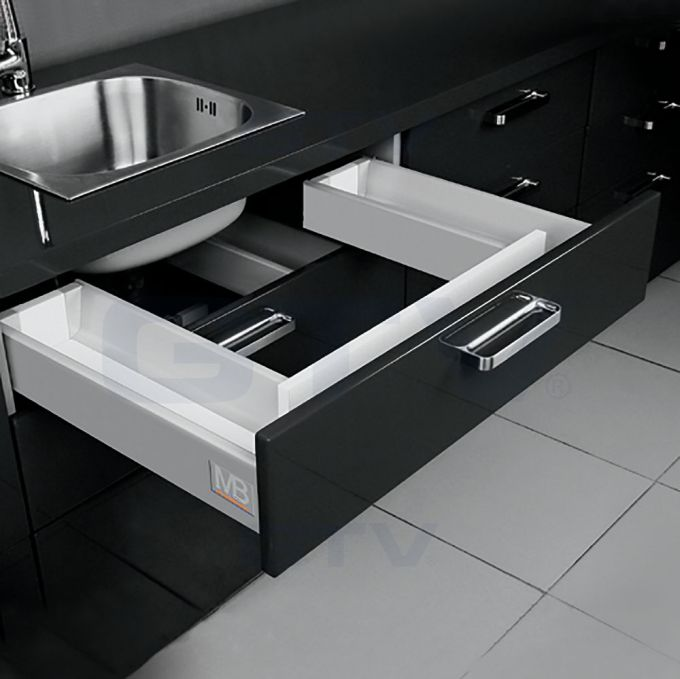 Praktyczne szuflady kuchenne do zabudowy każdej przestrzeni