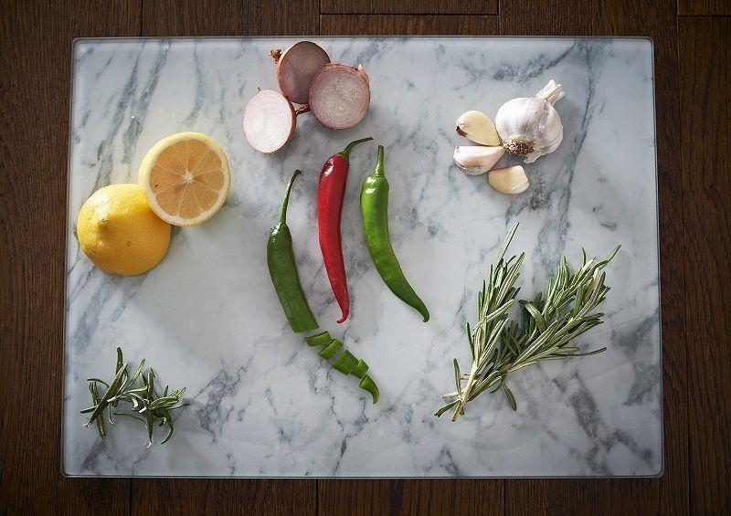 Szklana deska kuchenna