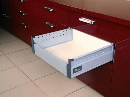 TB10 szuflada średnia wewnętrzna