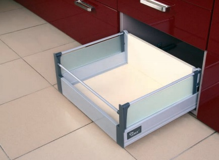 TB10 szuflada wysoka wewnętrzna