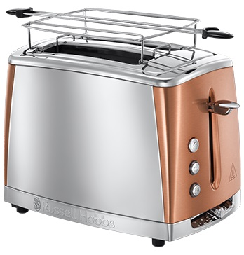toster LUNA COPPER - Russell Hobbs
