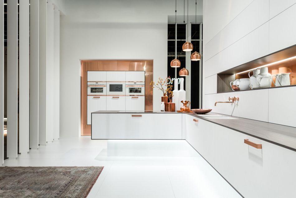 Modna kuchnia - trendy 2018