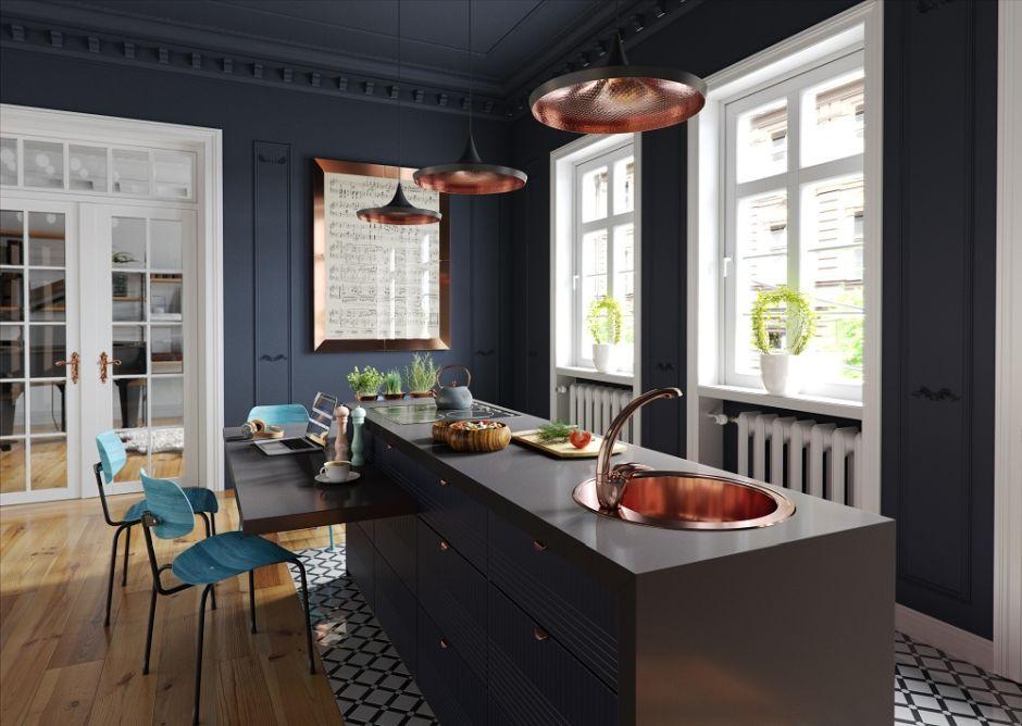 Trendy w kuchni - co się zmieni, a co zostanie na dłużej