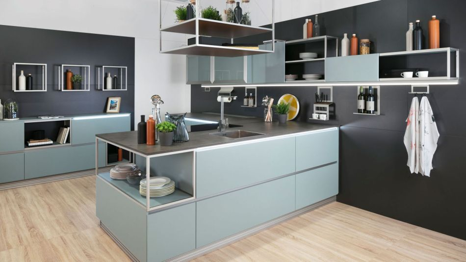 Meble kubikowe w kuchni - Peka SmartCube