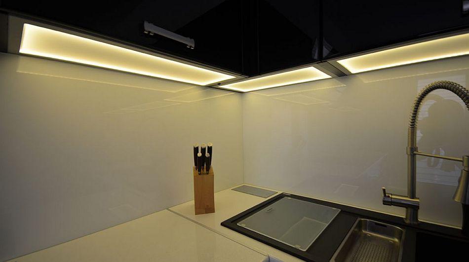 Oświetlenie Led W Kuchni Oświetlenie W Kuchni Kuchenny
