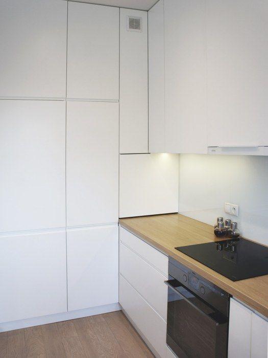 Schowki w kuchni - schowki w meblach