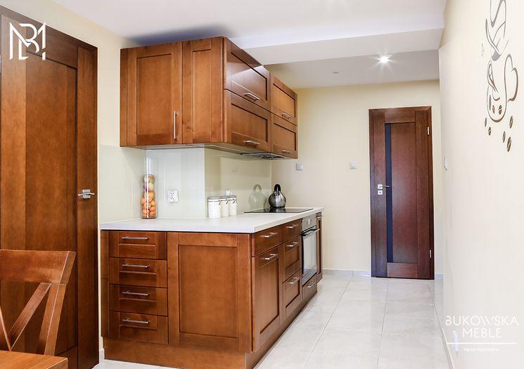 Zabudowa narożna w kuchni  meble kuchenne  Kuchenny com pl -> Kuchnia Pod Zabudowe Zdjecia