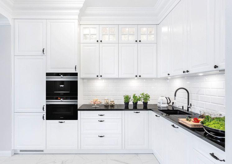 Układy Kuchenne Kuchnia W Kształcie L Projekty Kuchni